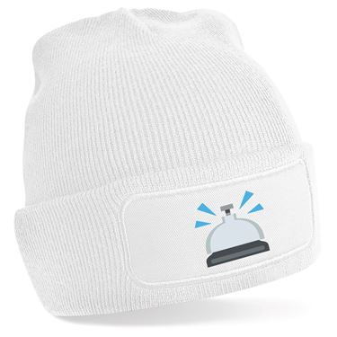 Picture of Emoji Bellhop Bell Beanie Hat
