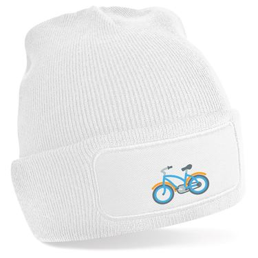 Picture of Emoji Bicycle Beanie Hat
