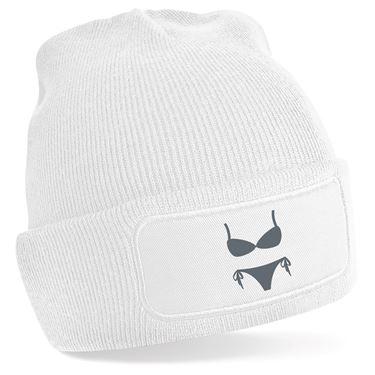 Picture of Emoji Bikini Beanie Hat
