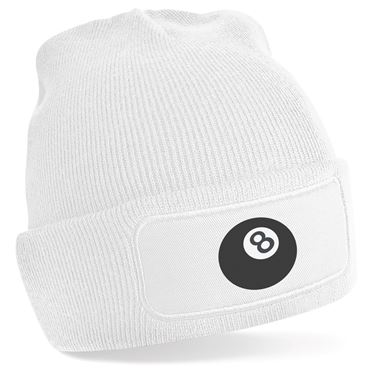 Picture of Emoji Billiards Beanie Hat