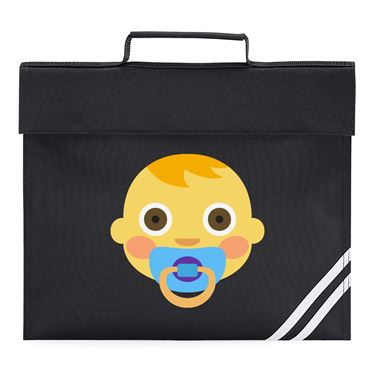 Picture of Emoji Baby Book Bag