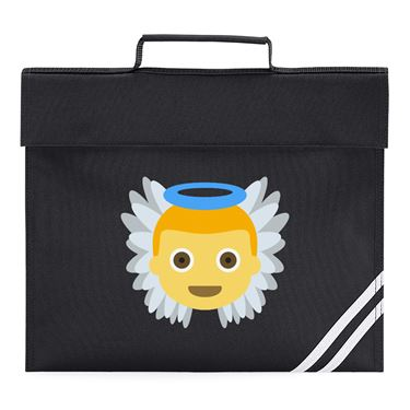 Picture of Emoji Baby Angel Book Bag