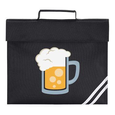 Picture of Emoji Beer Mug Book Bag