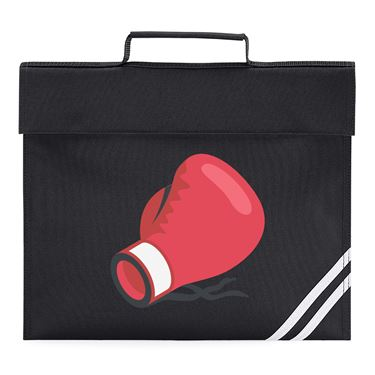Picture of Emoji Boxing Glove Book Bag