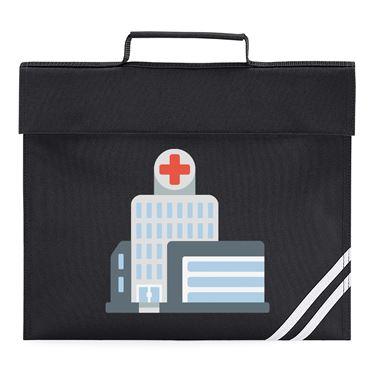 Picture of Emoji Hospital Book Bag