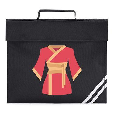 Picture of Emoji Kimono Book Bag