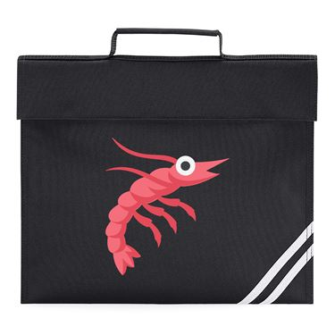 Picture of Emoji Shrimp Book Bag