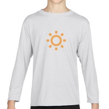 Picture of Emoji  Boys Long Sleeve Tshirt