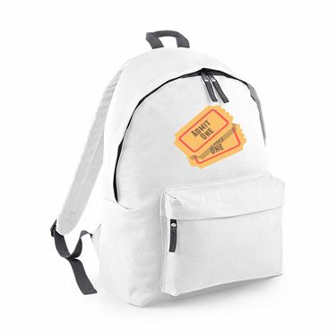 Picture of Emoji Admission Tickets Fashion Backpack