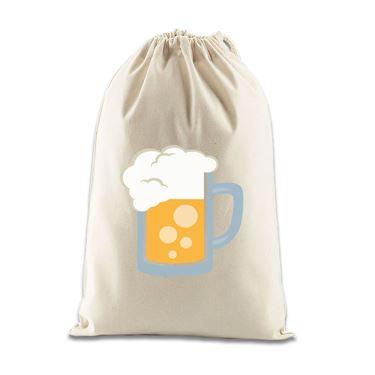 Picture of Emoji Beer Mug Gift Bag