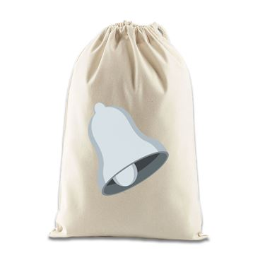 Picture of Emoji Bell Gift Bag