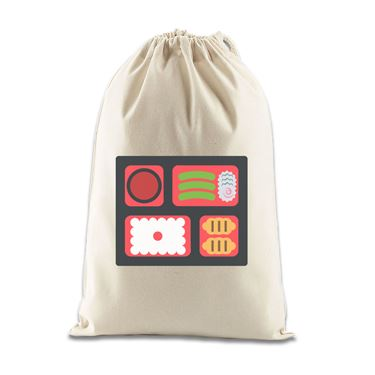Picture of Emoji Bento Box Gift Bag