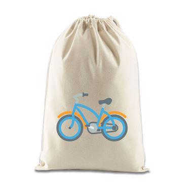 Picture of Emoji Bicycle Gift Bag