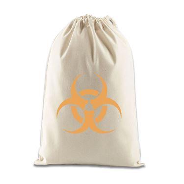 Picture of Emoji Biohazard Sign Gift Bag