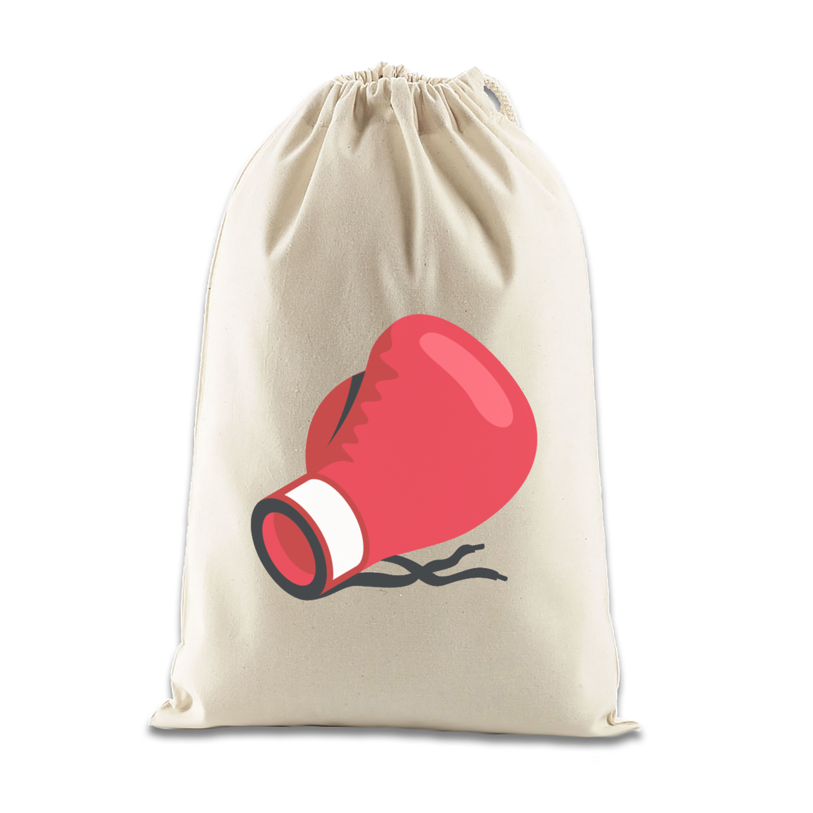 emoji boxing glove gift bag available in many colours free