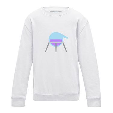 Picture of Emoji Alembic Girls Sweatshirt