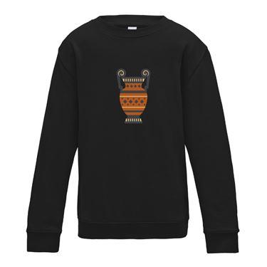 Picture of Emoji Amphora Girls Sweatshirt