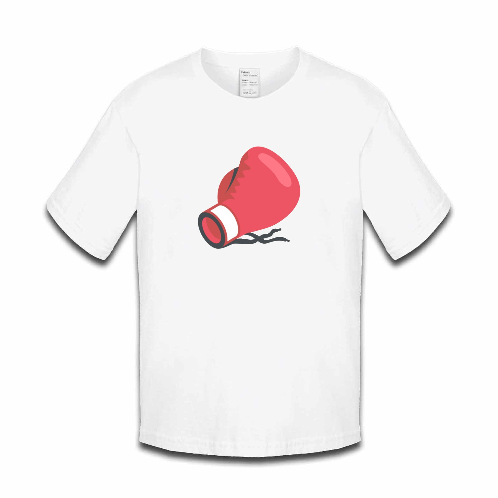 emoji boxing glove girls tshirt available in many colours free