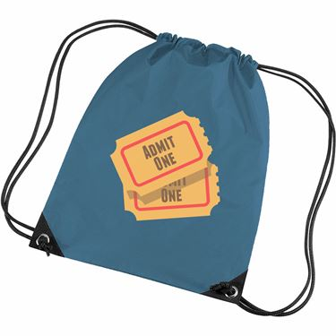 Picture of Emoji Admission Tickets Gym Bag