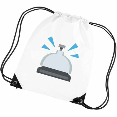 Picture of Emoji Bellhop Bell Gym Bag
