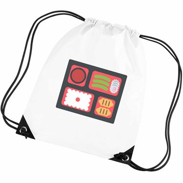 Picture of Emoji Bento Box Gym Bag