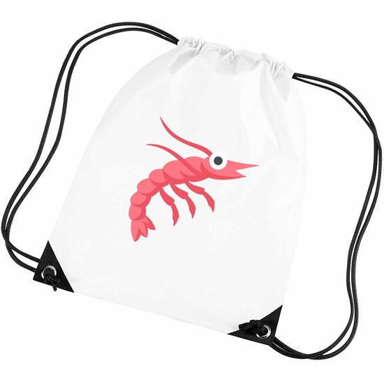 Picture of Emoji Shrimp Gym Bag