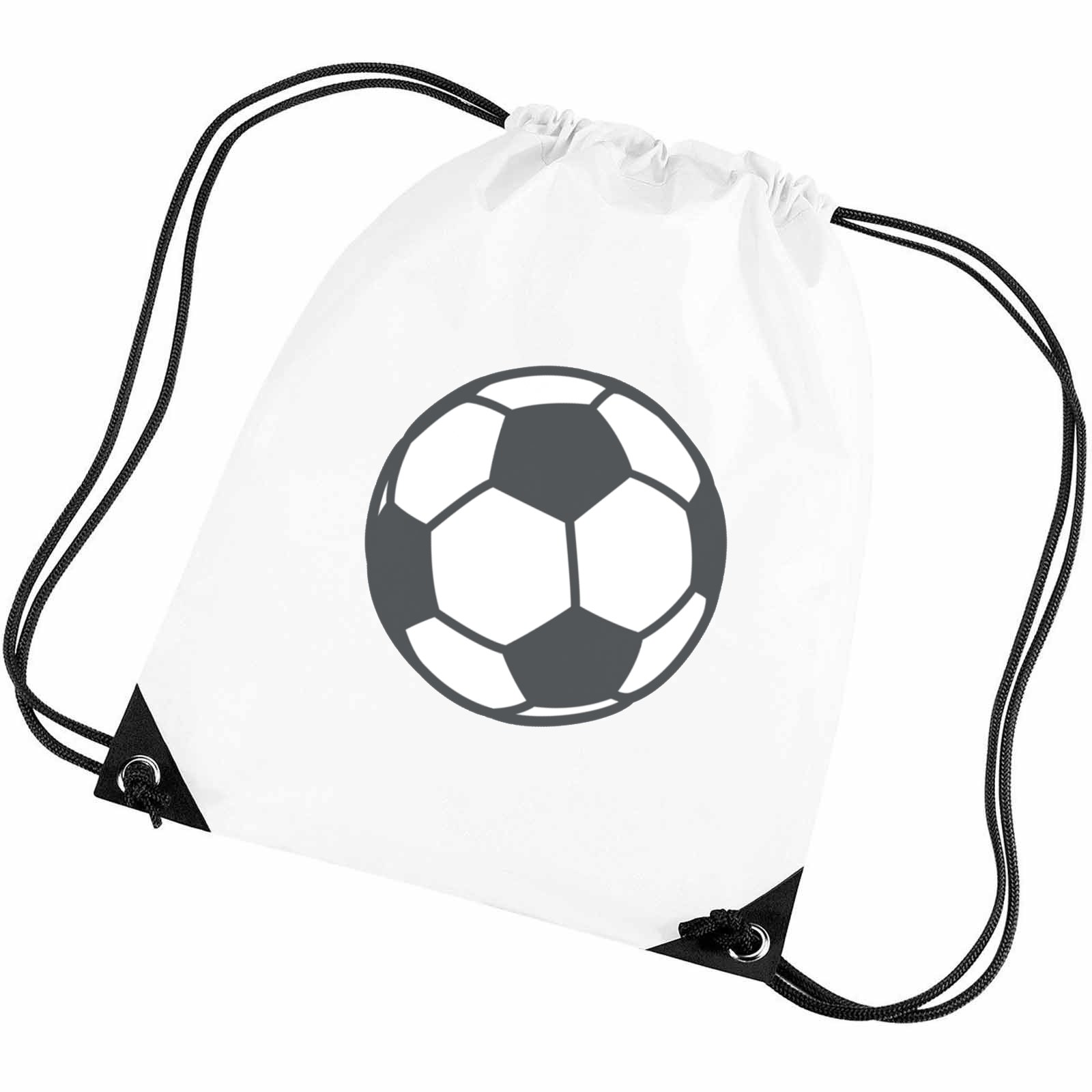 78a658d394 Emoji Soccer Ball Gym Bag. Available in many colours. Free delivery ...