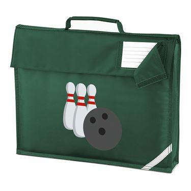 Picture of Emoji Bowling Homework Bag