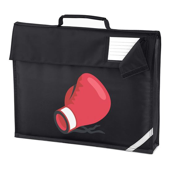 Picture of Emoji Boxing Glove Homework Bag