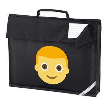 Picture of Emoji Boy Homework Bag