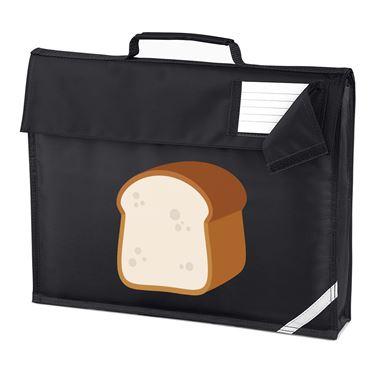 Picture of Emoji Bread Homework Bag