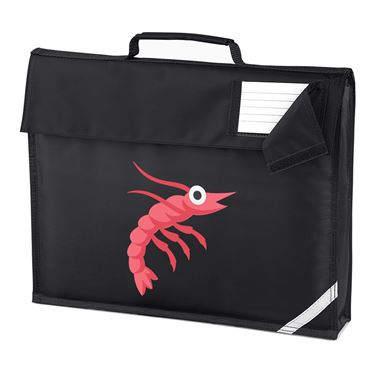 Picture of Emoji Shrimp Homework Bag