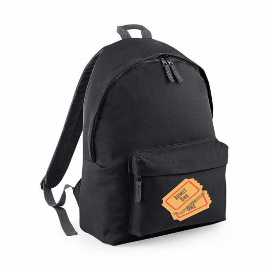 Picture of Emoji Admission Tickets Junior Backpack