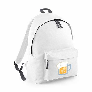Picture of Emoji Beer Mug Junior Backpack