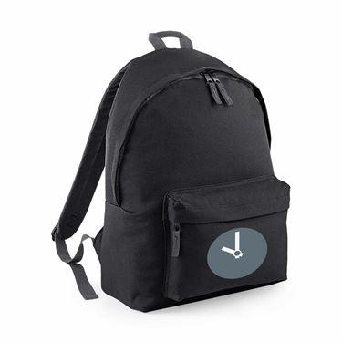 Picture of Emoji Clock Face Ten Oclock Junior Backpack