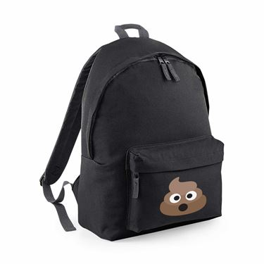 Picture of Emoji Pile Of Poo Junior Backpack