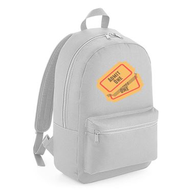 Picture of Emoji Admission Tickets Kids Backpack