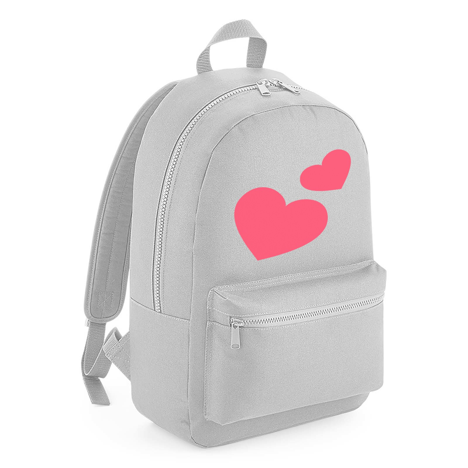 Emoji Two Hearts Kids Backpack Available In Many Colours Free