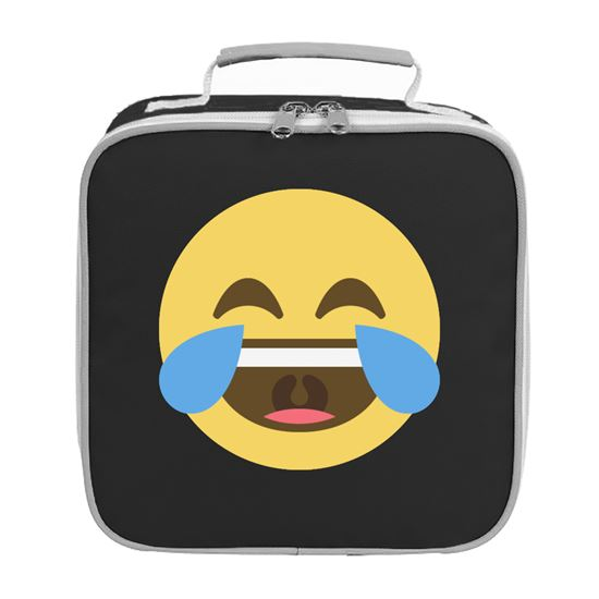 Emoji Face With Tears Of Joy Lunch Bag