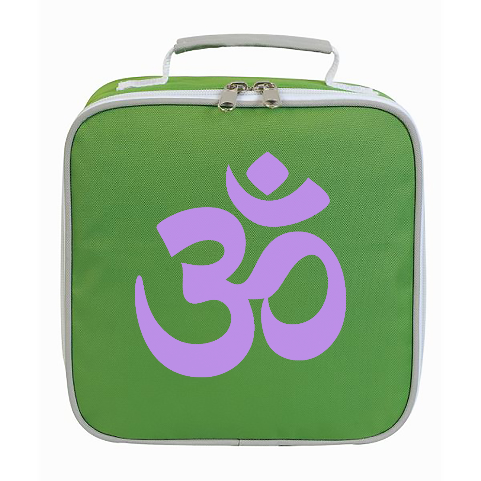 Emoji om symbol lunch bag available in many colours free picture of emoji om symbol lunch bag biocorpaavc Images