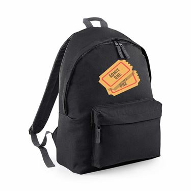 Picture of Emoji Admission Tickets Maxi Backpack