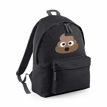 Picture of Emoji Pile Of Poo Maxi Backpack