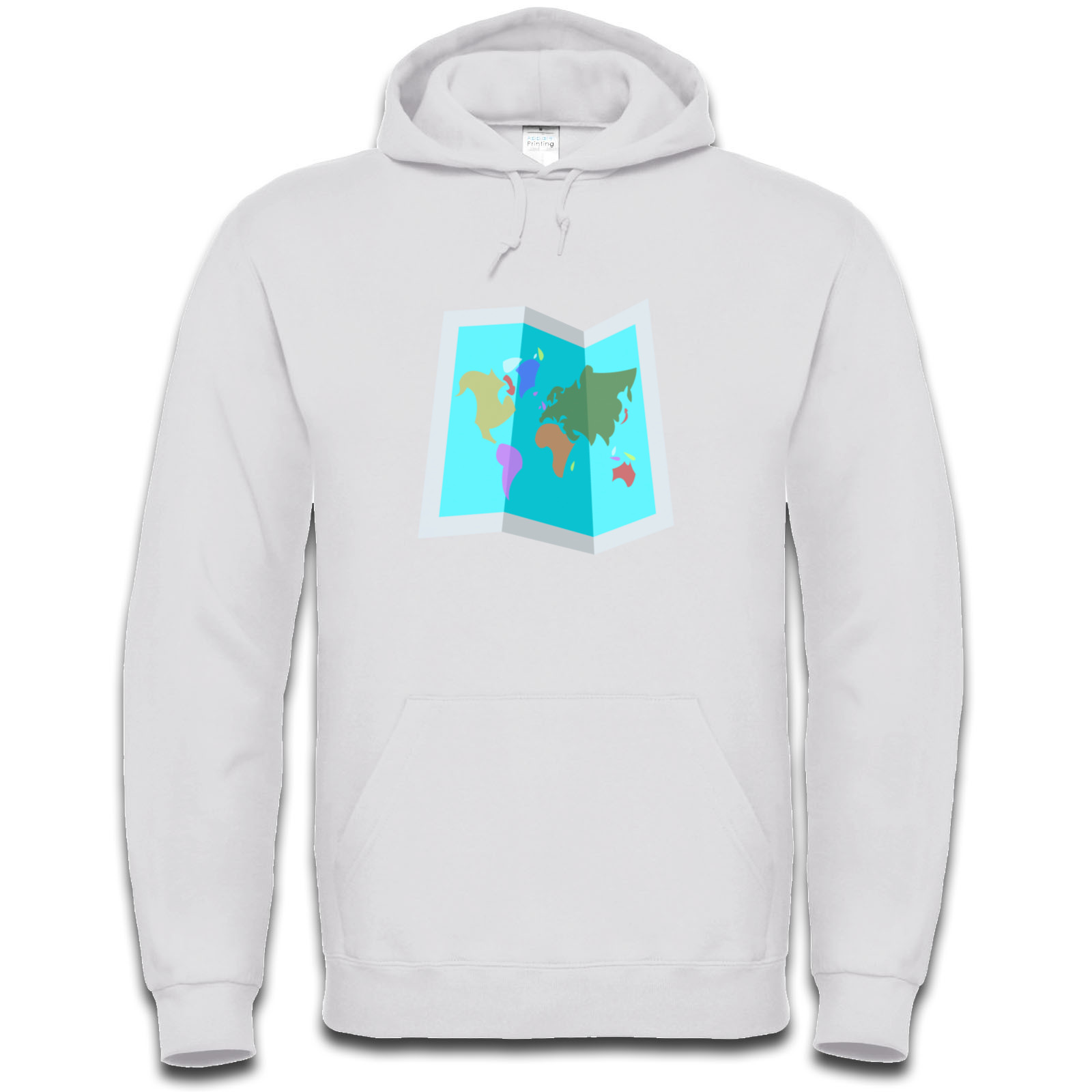 World Map Sweater.Emoji World Map Mens Hoodie Available In Many Colours Free