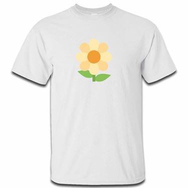 Picture of Emoji Blossom Mens Tshirt