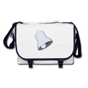 Picture of Emoji Bell Messenger Bag