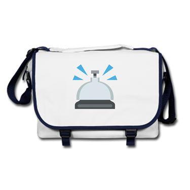Picture of Emoji Bellhop Bell Messenger Bag