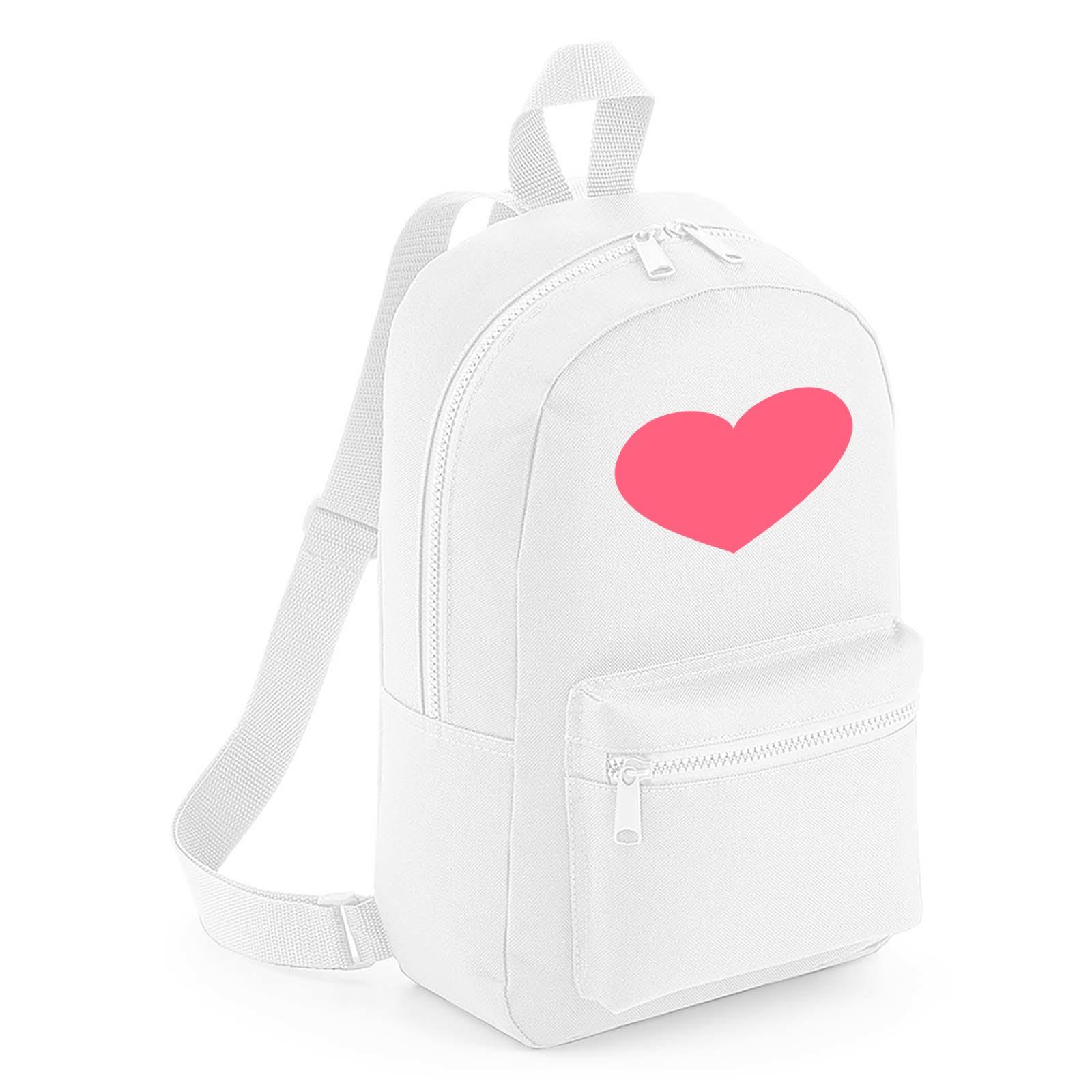3a2c332eaa02 Emoji Heavy Black Heart Mini Backpack. Available in many colours ...