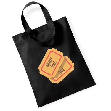 Picture of Emoji Admission Tickets Mini Bag For Life