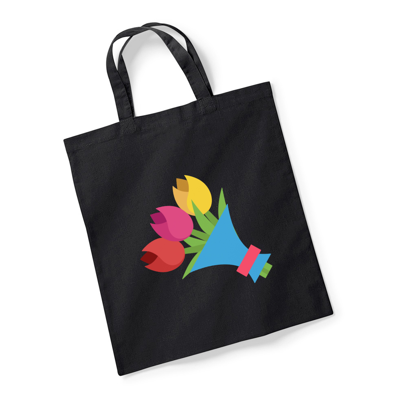 Emoji Bouquet Reusable Bag For Life Available In Many Colours Free