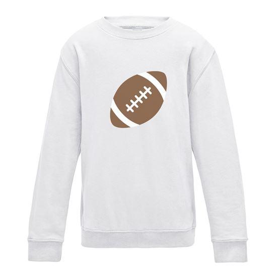 Emoji American Football Womens Sweatshirt. Available in many colours ... 7f52942f9
